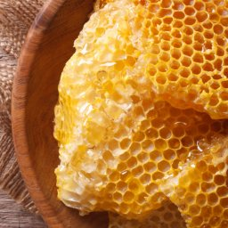 Beeswax ready for a craft project